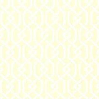 Cole & Son Frette Wallpaper Roll - Ivory For Sale