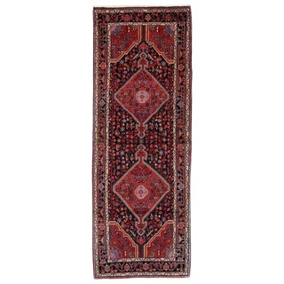 "20th Century Persian Tuyserkan Hamadan Runner - 3'10"" X 10'7"" For Sale"
