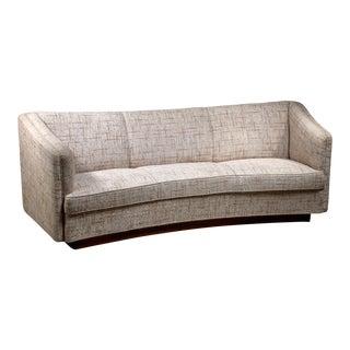 Fritz Hansen Three-Seater Sofa, Denmark, 1940s For Sale