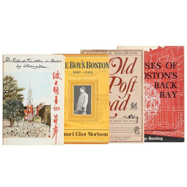 Old Boston Books Gift Set of 4 - Image 1 of 2