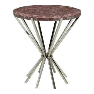 Scarborough House Occasional Table Mauve Stone For Sale