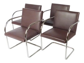Image of Ludwig Mies van der Rohe Side Chairs