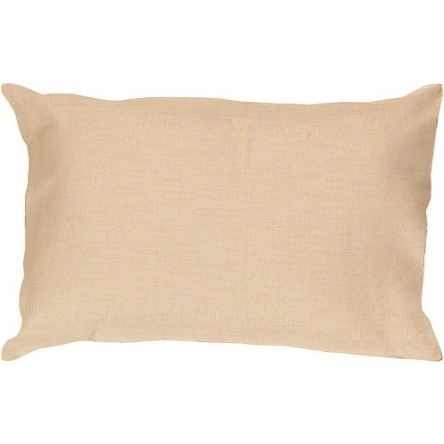 """Silk Velvet Ikat Pillows 16"""" X 24"""" - Image 2 of 2"""