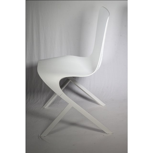 Washington Skin Nylon Chair by Knoll - Image 4 of 5