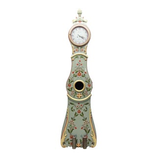 1800s Swedish Mora Clock For Sale