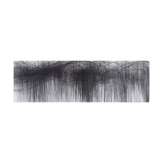 "Jaanika Peerna ""Storm Series Horizontal 82"" Drawing For Sale"
