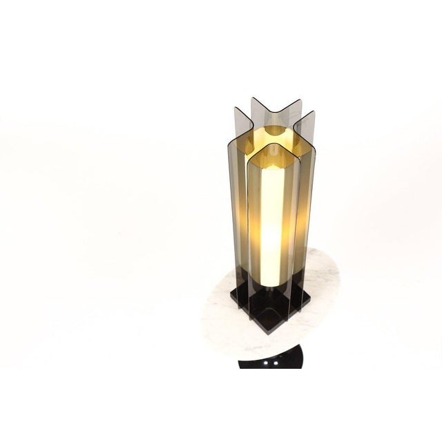 Mid Century Vintage Space Age Floor Lamp For Sale - Image 9 of 10
