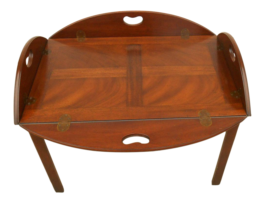 Vintage Baker Furniture Butler / Tray Table