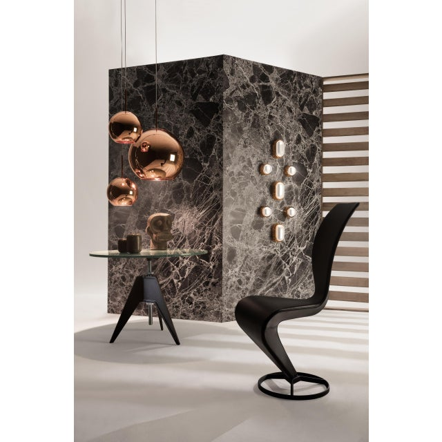 Tom Dixon Spot Surface Round Copper For Sale In Los Angeles - Image 6 of 12