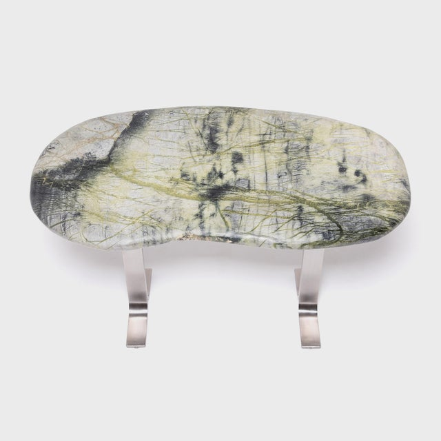 Prized by ancient scholars, meditation stones invigorated the imaginations of poets, painters, and calligraphers. The...