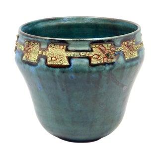 Rathbone Ceramic Vessel by Andrew Wilder For Sale