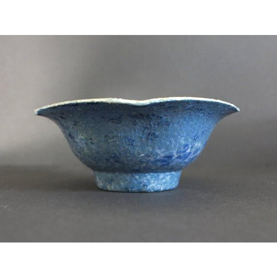 Josef Ekberg for Gustavsberg Ceramic Pottery Blueberry Bowl Fully Signed and Dated 1916 For Sale In New York - Image 6 of 6