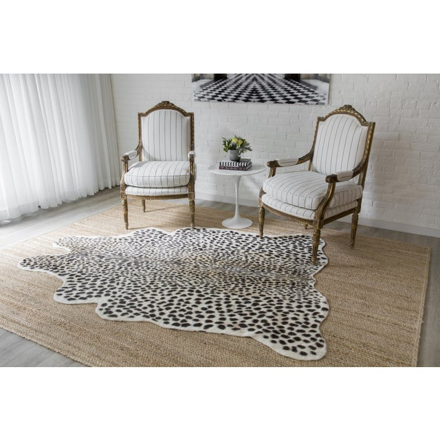 "Erin Gates by Momeni Acadia Cheetah Multi Faux Hide Area Rug - 5'3"" X 7'10"" For Sale In Atlanta - Image 6 of 7"