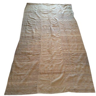 Vintage Persian Patchwork Rug For Sale