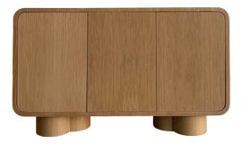 Image of Newly Made Oak Credenzas and Sideboards