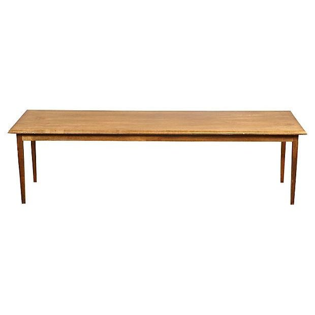 1960s Wood Coffee Table - Image 1 of 3