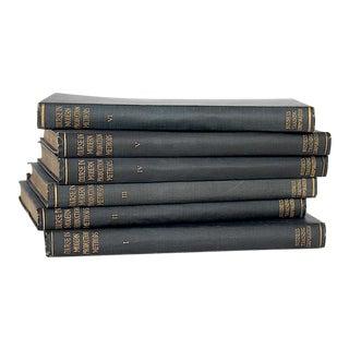 Vintage Industrial Books - Set of 6 For Sale