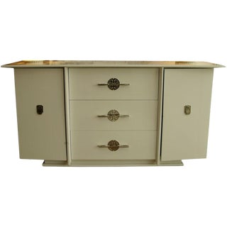 Stratford House White Cabinet For Sale