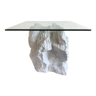 Sirmos Quarry Side Table For Sale