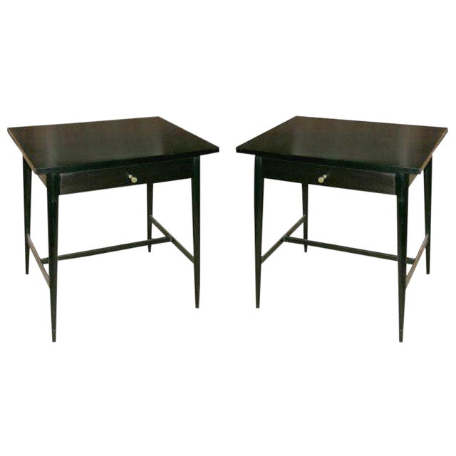 Primeau Lacquered Nightstands For Sale