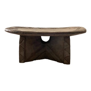 African Baga Low Stool/ Head Rest Guinea For Sale