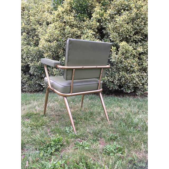 Industrial Mid Century Modern Howell Office Chair For Sale - Image 3 of 5