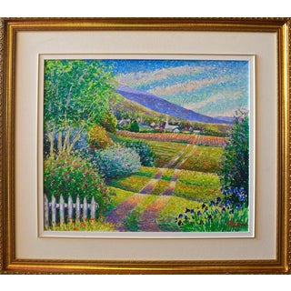 New England Countryside by Guy Begin For Sale