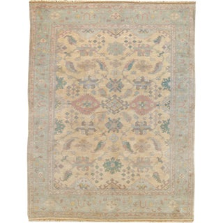 Mansour Quality Handwoven Agra Rug For Sale