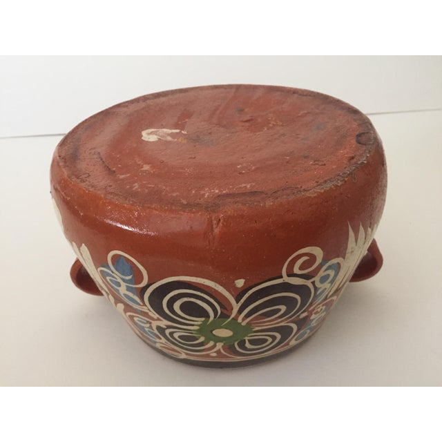 Vintage 1960s Mexican Terracotta Planter Urn Chairish
