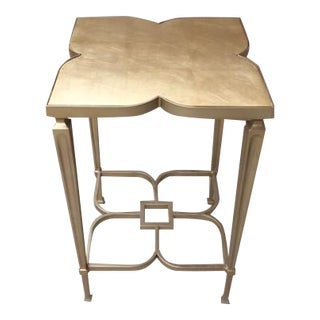 "Caracole Furniture ""Lucky Charm"" Side Table"