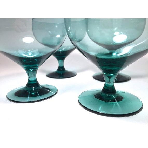 Russel Wright American Modern Goblets - Set of 4 - Image 5 of 6