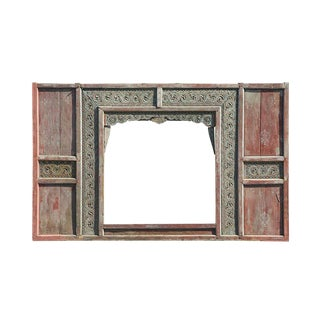 Antique Java Doorway