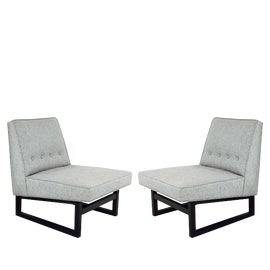 Image of Edward Wormley Accent Chairs