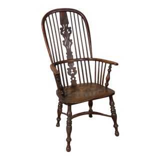 Antique Windsor Armchair For Sale