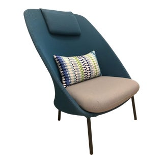 Expormim Twins High Back Lounge Chair