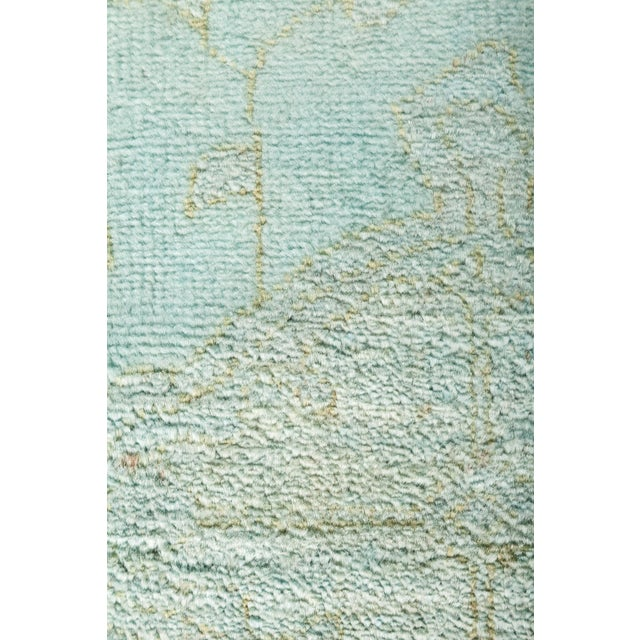 "Vibrance Hand Knotted Runner Rug - 2' 8"" X 12' 4"" - Image 3 of 4"