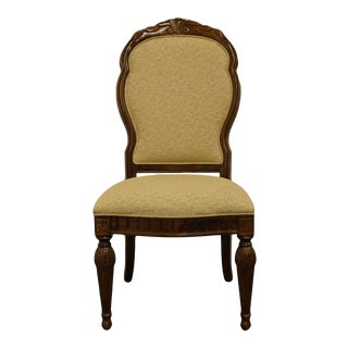 Bernhardt Furniture Tuscan Italian Provincial Side Chair For Sale