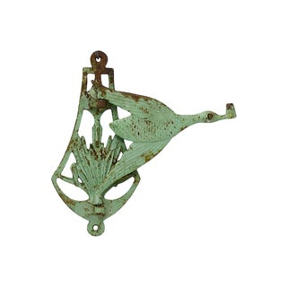 Antique Duck Wall Hook For Sale