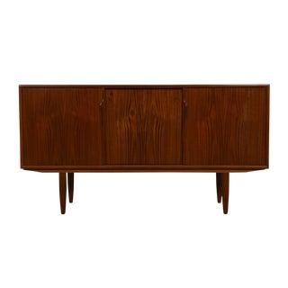 Mid-Sized Gunni Omann Danish Modern Sideboard / Media Cabinet in Teak