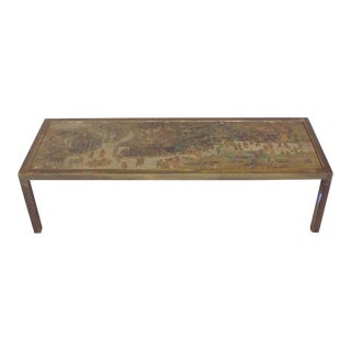 Phillip & Kelvin LaVerne Coffee Table For Sale