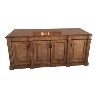 Vintage Habersham Style Sideboard Credenza For Sale