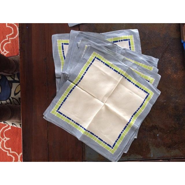 16-Piece Vintage Napkin & Placemat Set - Image 3 of 5
