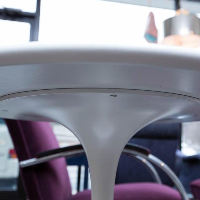 Saarinen Style Tulip Side Table - Image 3 of 5
