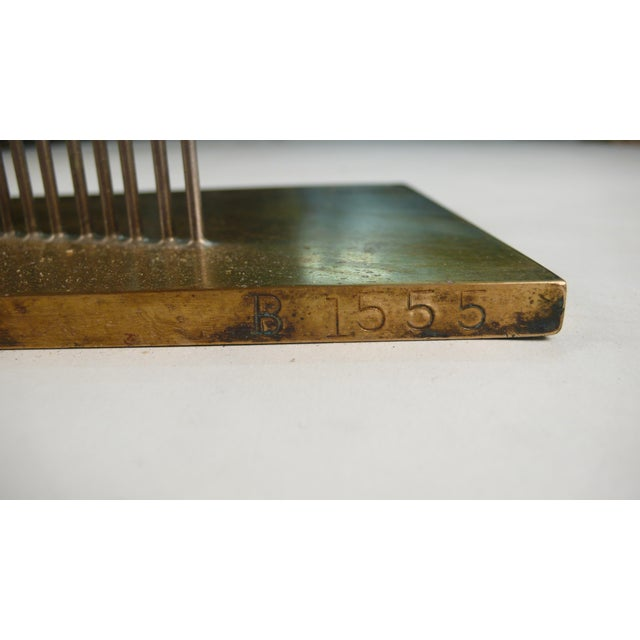 """Val Bertoia """"8 Times Sound"""" Rods Sculpture For Sale - Image 10 of 11"""