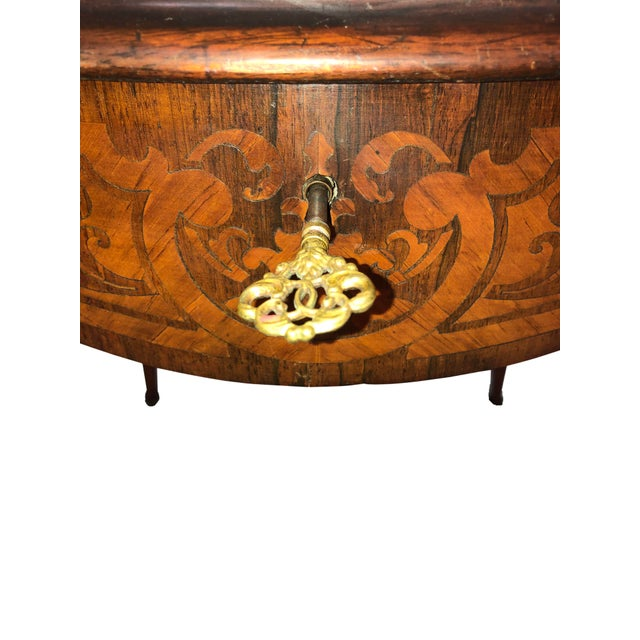 French Drop Leaf Table For Sale In Dallas - Image 6 of 10