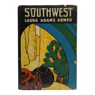 "Laura Adams Armer ""Southwest"" Book For Sale"