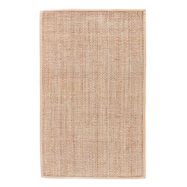 Jaipur Living Adesina Natural Beige Area Rug - 4′ × 6′ For Sale