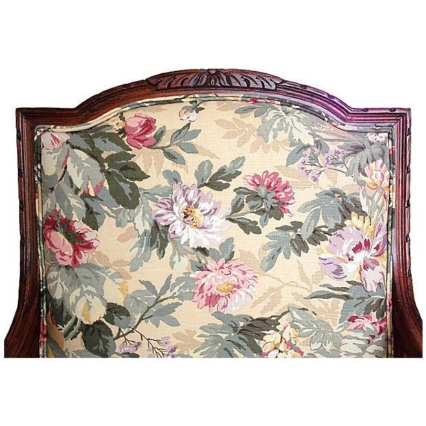 Louis XVI Style Occasional Chair - Image 2 of 7