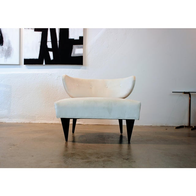 Mid-Century Sculptural Lounge Chair in the Style of Billy Haines, 1950s - Image 6 of 7