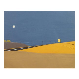Desert Road Collage For Sale